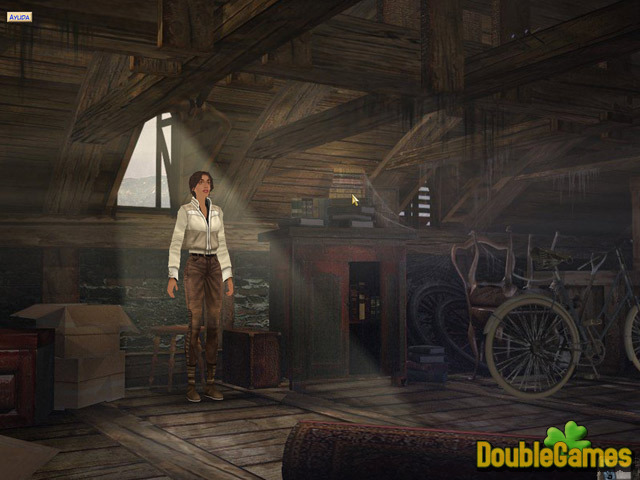 Free Download Syberia - Part 1 Screenshot 3