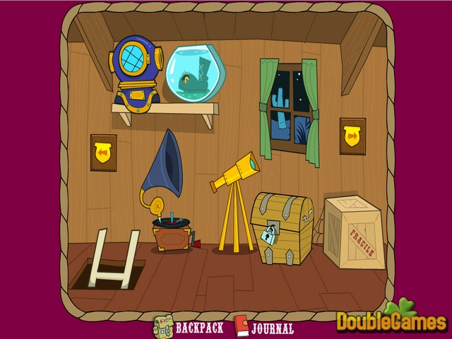 Free Download The Big Escape: Haunted House Screenshot 3