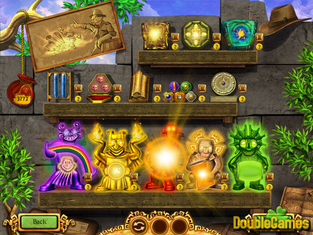 Free Download The Curse Of Montezuma Screenshot 1