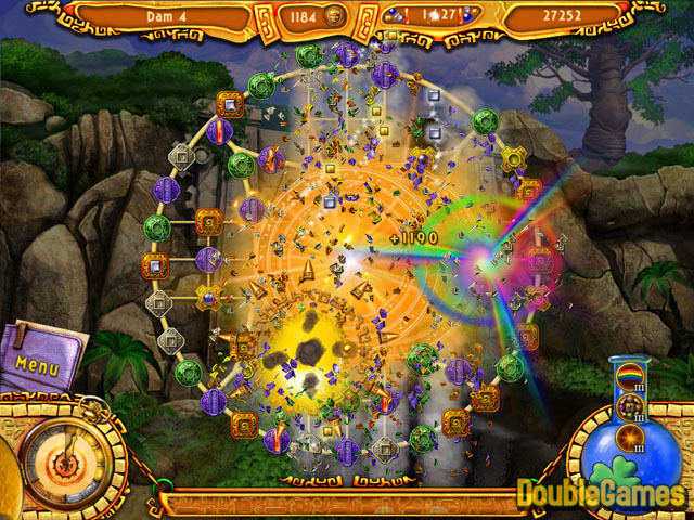 Free Download The Curse Of Montezuma Screenshot 3