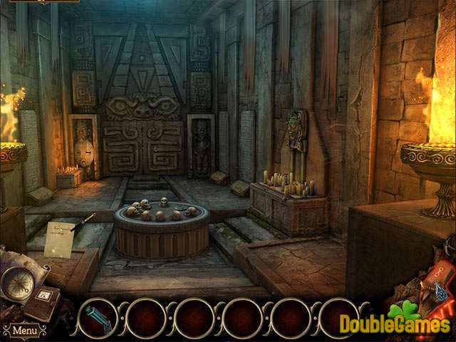 Free Download The Cursed Island: Mask of Baragus Screenshot 2