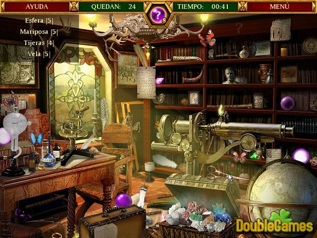 Free Download The Enchanted Kingdom:  La aventura de Elisa Screenshot 2