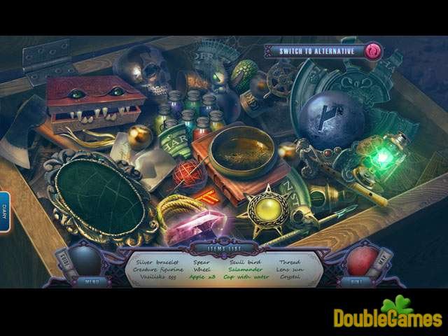 Screenshot descargo de The Forgotten Fairy Tales: Canvases of Time Collector's Edition 2