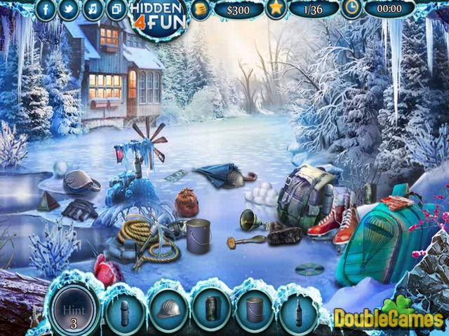 Free Download The Frozen Lake Screenshot 3