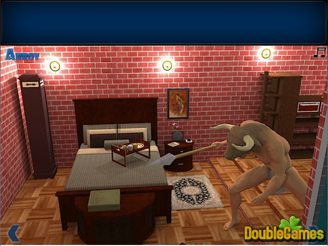 Free Download The Legend of Minotaur Screenshot 1