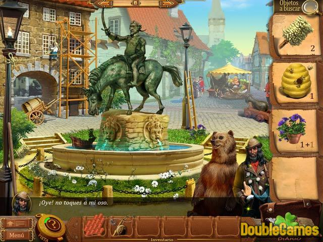 Free Download The Surprising Adventures of Munchausen Screenshot 1