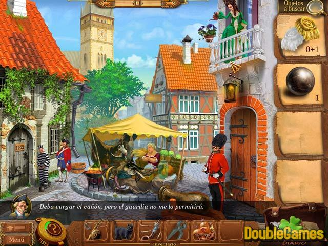 Free Download The Surprising Adventures of Munchausen Screenshot 3