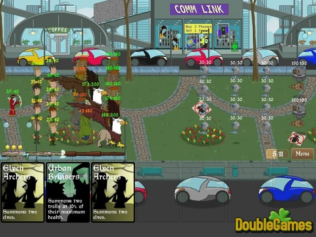 Free Download The Trouble With Robots Screenshot 3