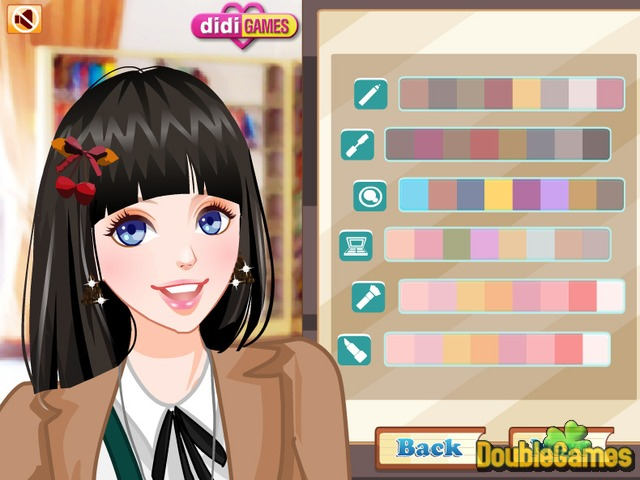 Free Download Top Girl in College Screenshot 1