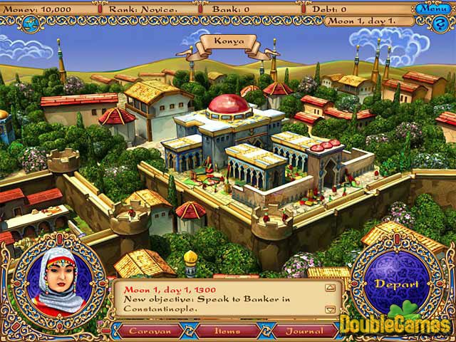 Screenshot descargo de Tradewinds Caravans 1