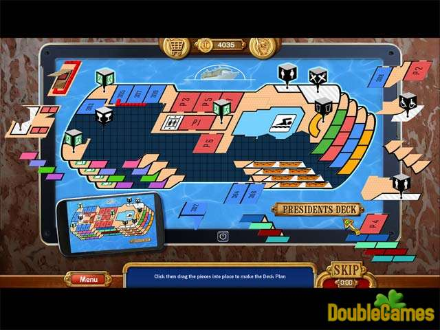 Screenshot descargo de Vacation Adventures: Cruise Director 2 3