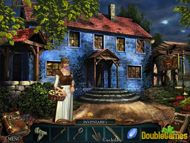Free Download Victorian Mysteries: El Cuarto Amarillo Screenshot 1