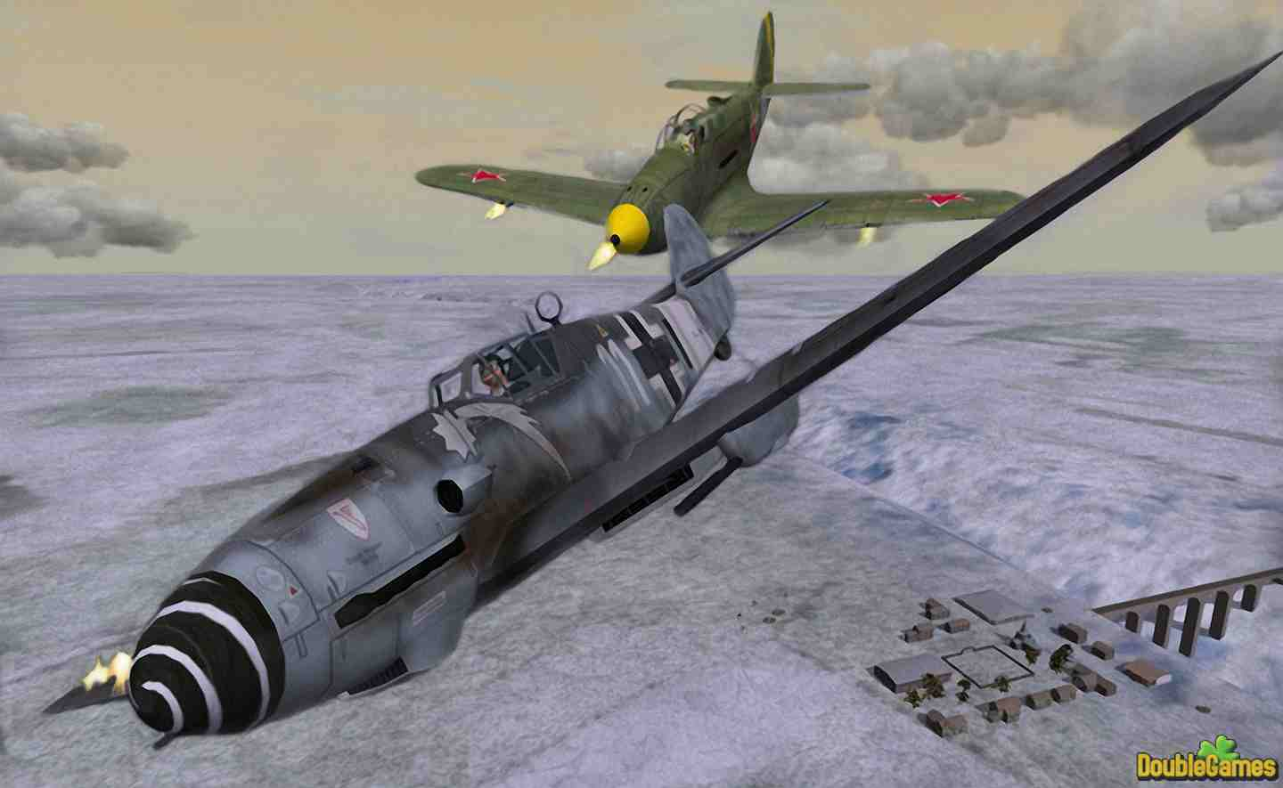 Free Download Warbirds Dogfights Screenshot 1