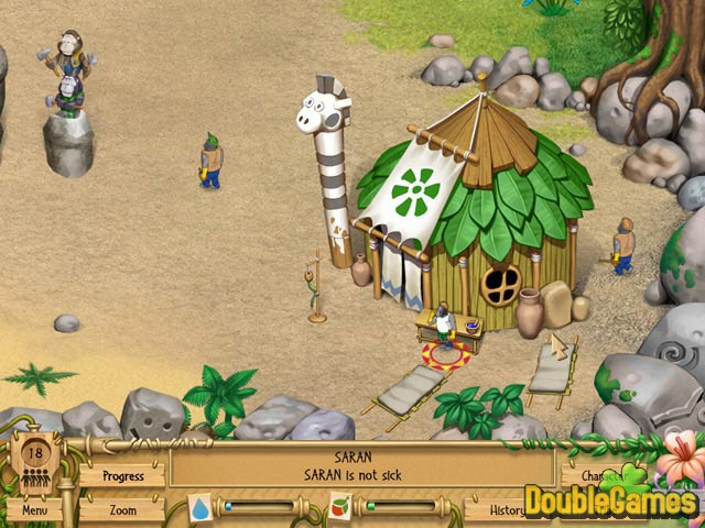 Free Download Wild Tribe Screenshot 1