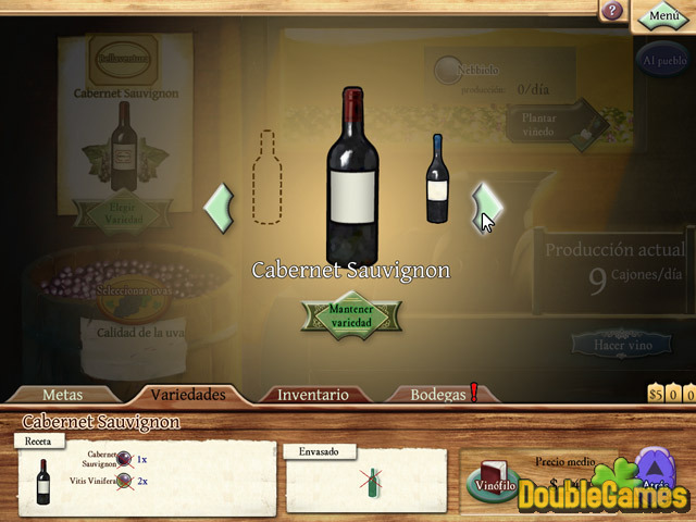 Free Download Winemaker Extraordinaire Screenshot 3