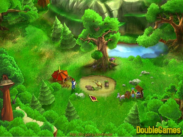 Free Download Woodville Chronicles Screenshot 2