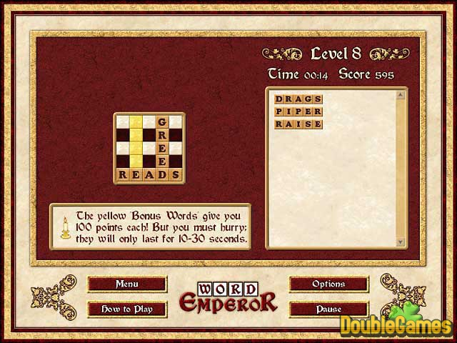 Free Download Word Emperor Screenshot 3