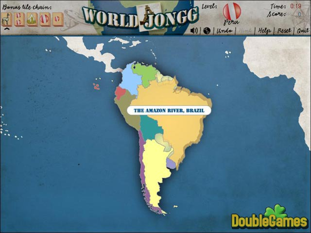 Screenshot descargo de World Jongg 2