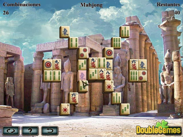 Free Download World's Greatest Temples Mahjong Screenshot 1