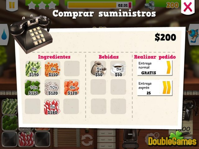 Free Download Youda Sushi Chef 2 Screenshot 3