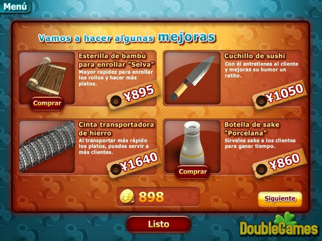 Free Download Youda Sushi Chef Screenshot 2