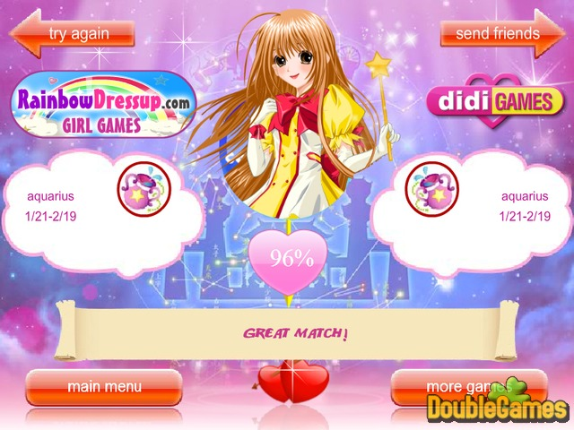 Free Download Your Love Test Screenshot 3
