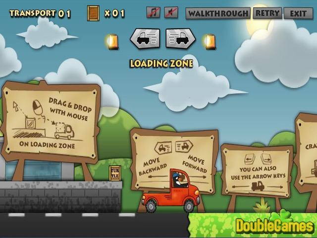 Screenshot descargo de Zoo Transport 2
