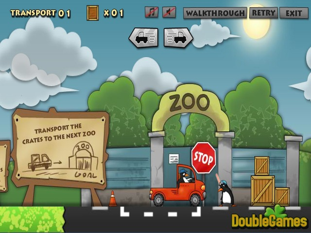 Screenshot descargo de Zoo Transport 3