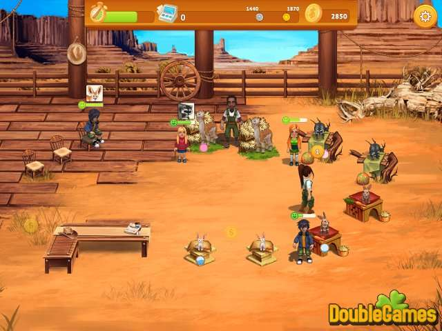 Free Download Zooworld: Odyssey. Collector's Edition Screenshot 1
