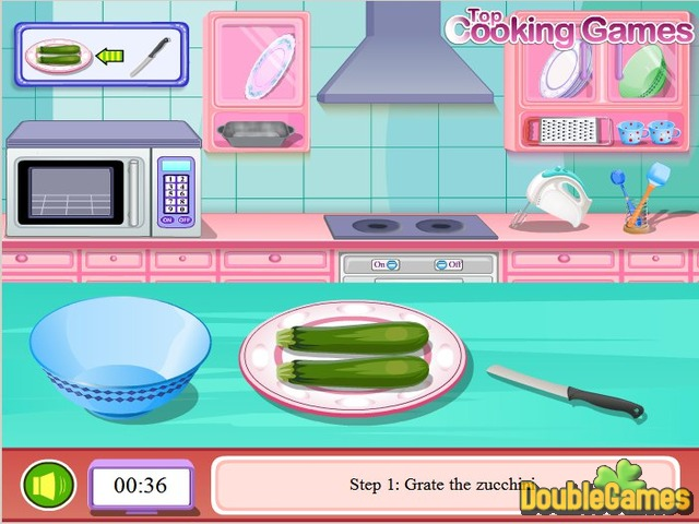 Free Download Zucchini Bread Screenshot 1