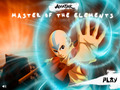 Screenshot descargo de Avatar: Master of The Elements 1