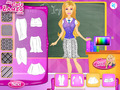 Screenshot descargo de Barbie School Uniform Design 1