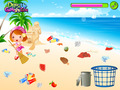Screenshot descargo de Beach Clean Up Game 2