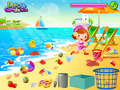 Screenshot descargo de Beach Clean Up Game 3