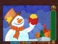 Screenshot descargo de Christmas Patchwork. Frozen 3