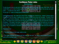 Screenshot descargo de Classic Caribbean Poker 2