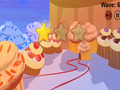 Screenshot descargo de Cupcakes VS Veggies 1