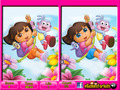 Screenshot descargo de Dora Six Differences 2
