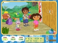 Screenshot descargo de Dora the Explorer: Find the Alphabets 1