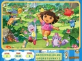 Screenshot descargo de Dora the Explorer: Find the Alphabets 2