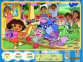 Screenshot descargo de Dora the Explorer: Find the Alphabets 3