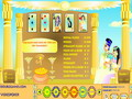 Screenshot descargo de Egyptian Videopoker 2
