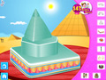 Screenshot descargo de Egyptian Princess Wedding Cake 1