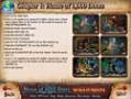 Screenshot descargo de House of 1000 Doors: The Palm of Zoroaster Strategy Guide 1