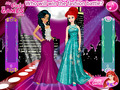 Screenshot descargo de Jasmine vs. Ariel Fashion Battle 2