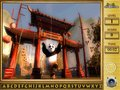 Screenshot descargo de Kung Fu Panda 2 Find the Alphabets 1