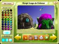 Screenshot descargo de Rango Juego de Colorear 1