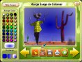 Screenshot descargo de Rango Juego de Colorear 2