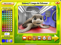 Screenshot descargo de Sammy 2 Juego de Colorear 1