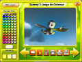Screenshot descargo de Sammy 2 Juego de Colorear 2